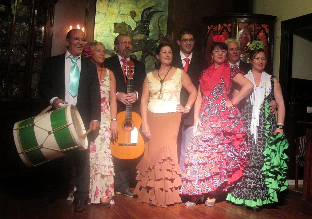 Peña Flamenca Miguel Poveda