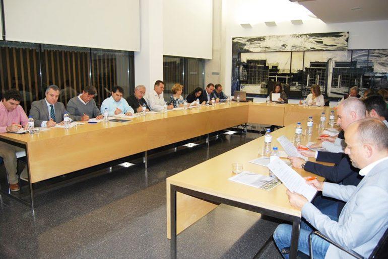Business meeting Cercle Marina Alta