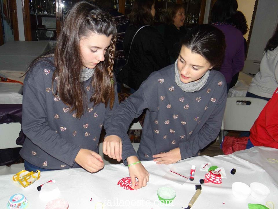 Christmas workshop in the West