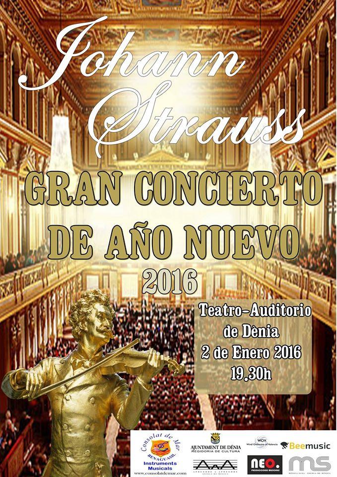 Orchestre à vent de Valence à Dénia