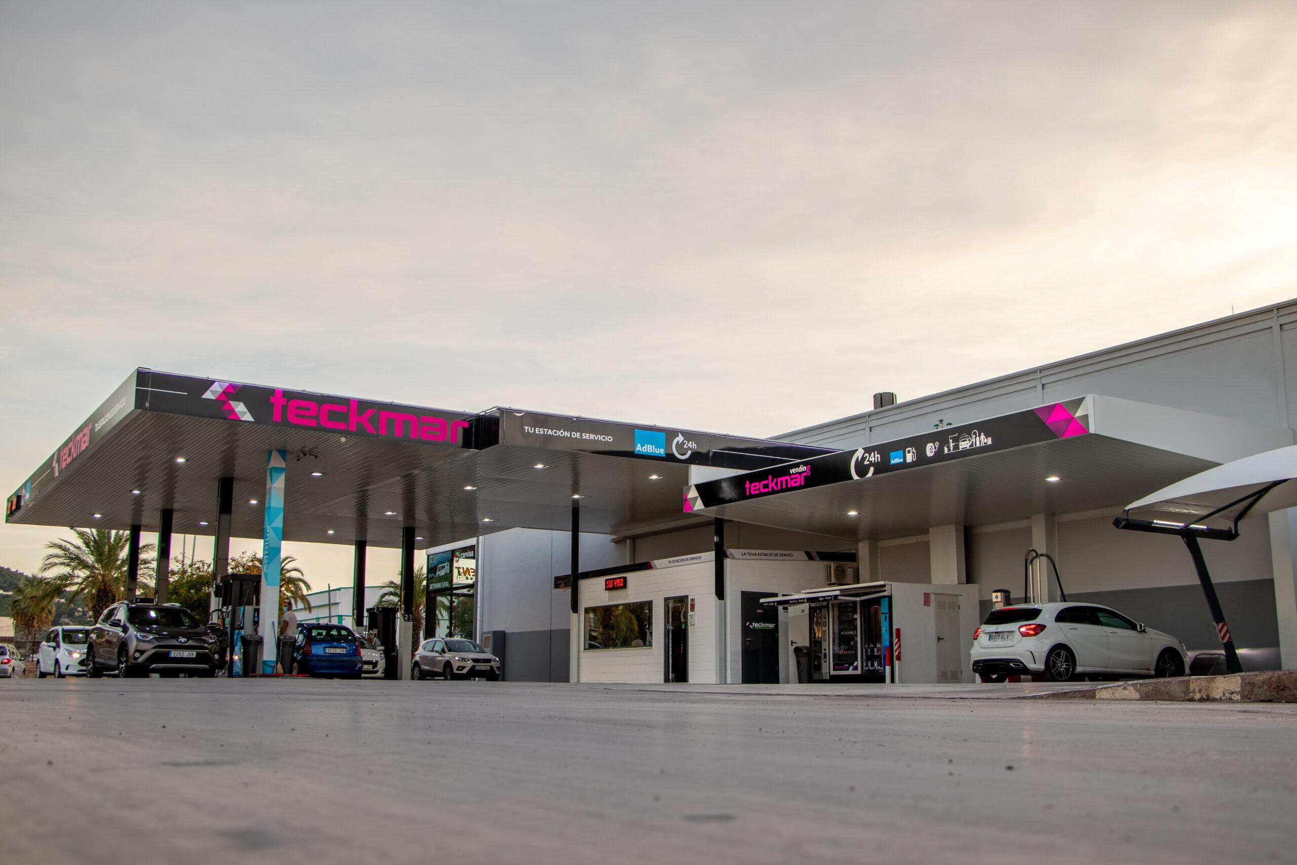 Imagen general de Gasolineras Teckmar