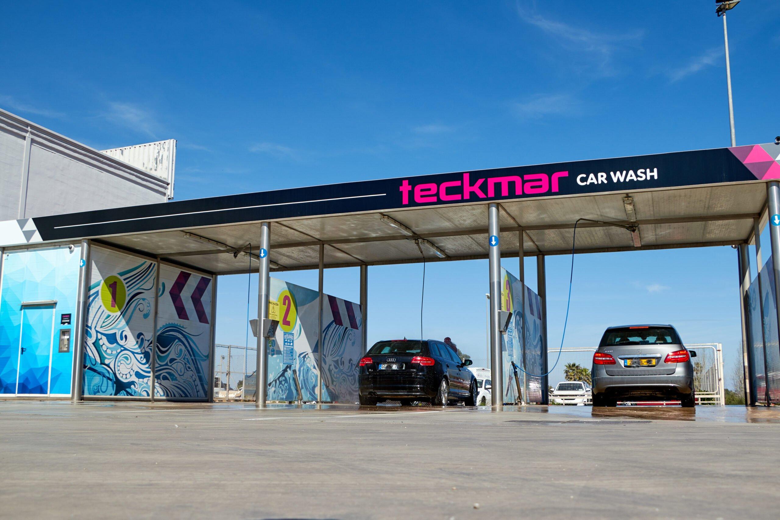 Lavadero de coches en Dénia – Gasolineras Teckmar
