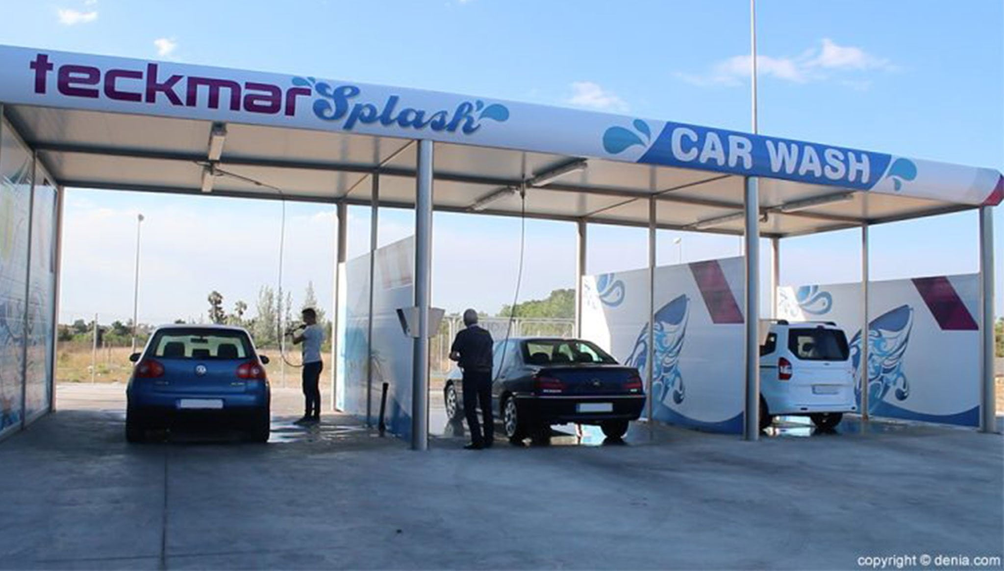 Participate in the draw of Teckmar Gas Stations