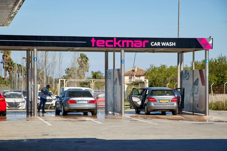 Lavado de coches en Dénia - Gasolineras Teckmar