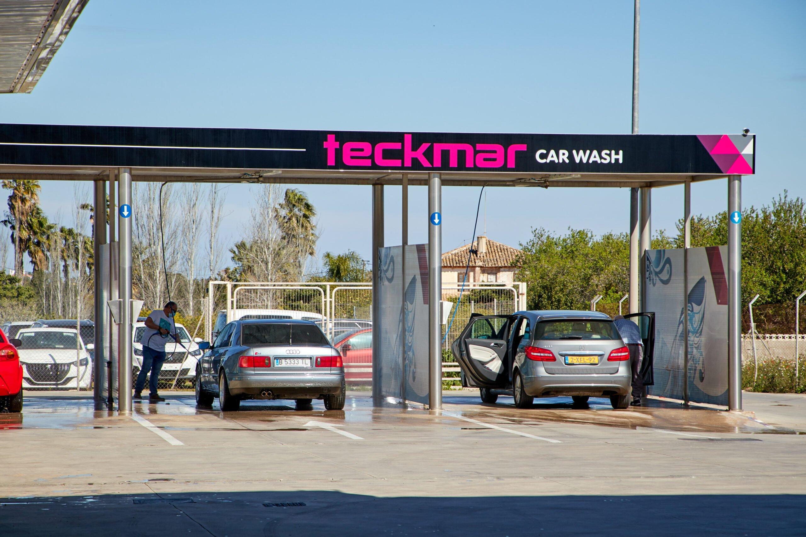 Lavado de coches en Dénia – Gasolineras Teckmar