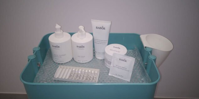Image: Facial hygiene products in Dénia - Victoria, aesthetics and well-being