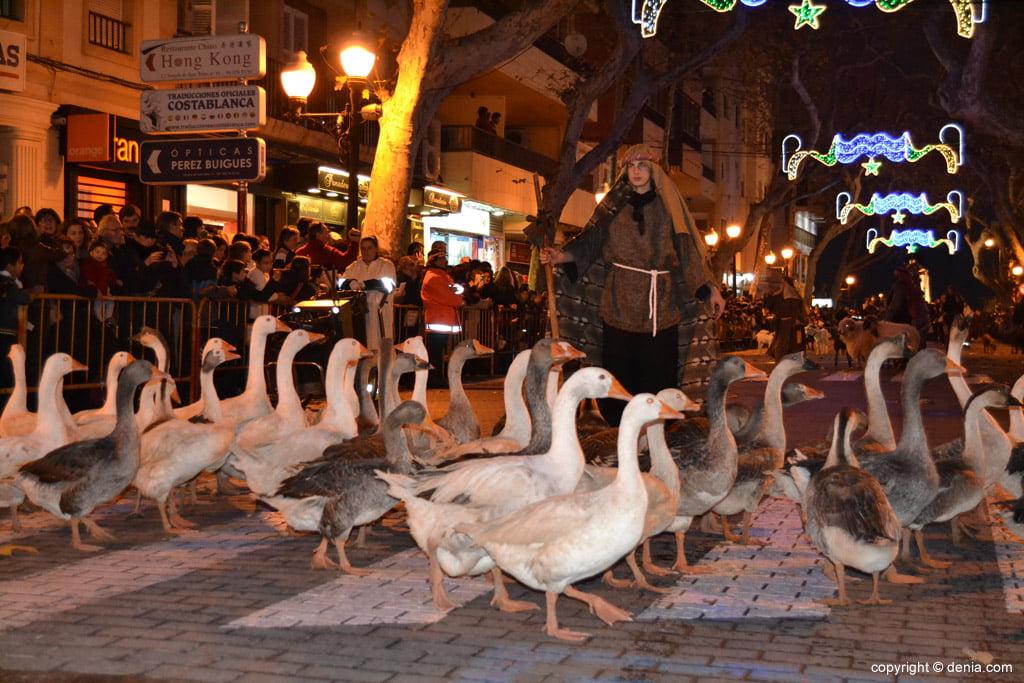 Cabalgata Reyes Magos 2015 – Ocas