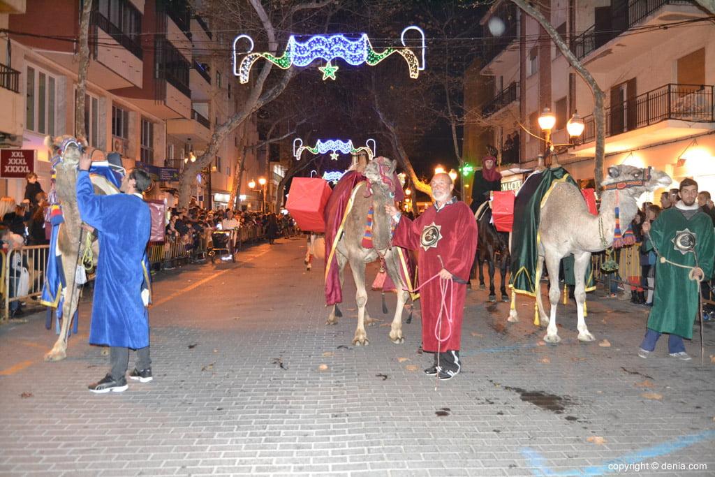 Cabalgata Reyes Magos 2015 – Camellos