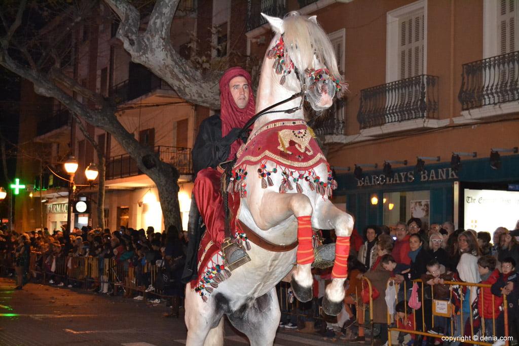 Cabalgata Reyes Magos 2015 – Caballo