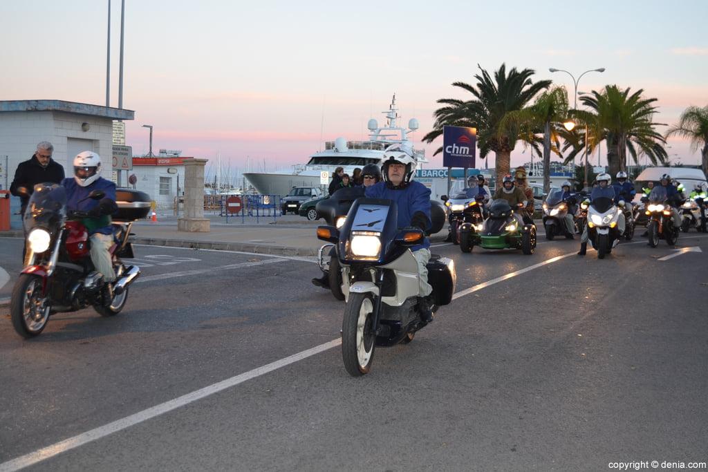 Cabalgata Dénia 2016 – Llegada de los Reyes al puerto
