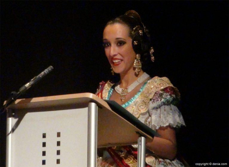 Presentación falla Oeste - Noelia Vargas