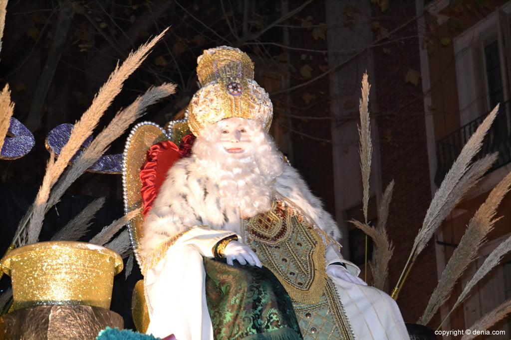 Cabalgata Reyes Magos 2015 – Rey Melchor