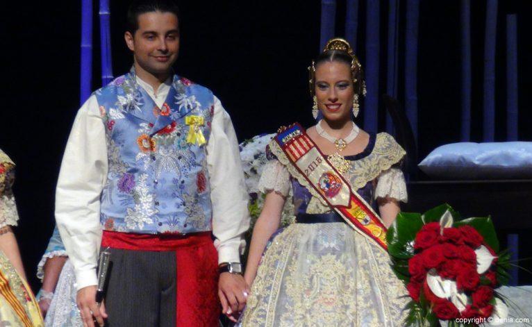 Presentación Oeste 2015 - Rubén y Tania