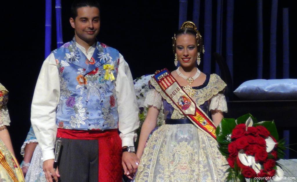 Presentación Oeste 2015 – Rubén y Tania