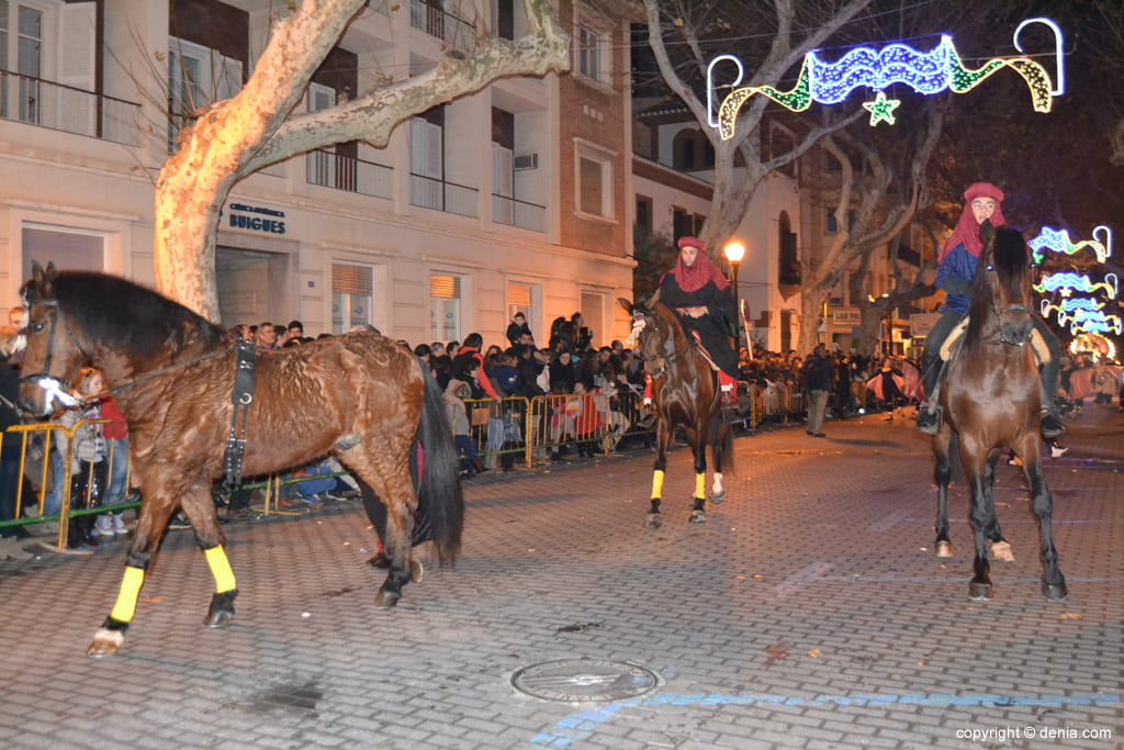 Cabalgata Reyes Magos 2015 – Caballos