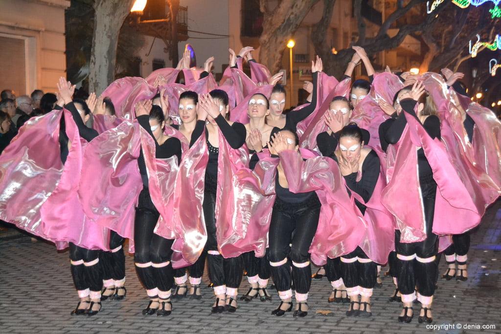 Cabalgata Reyes Magos 2015 – Ballet MªÁngeles Signes