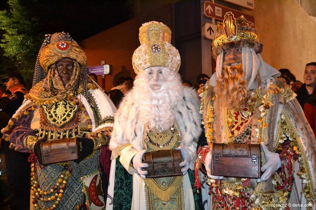 Cabalgata Reyes Magos 2015 – Reyes Magos