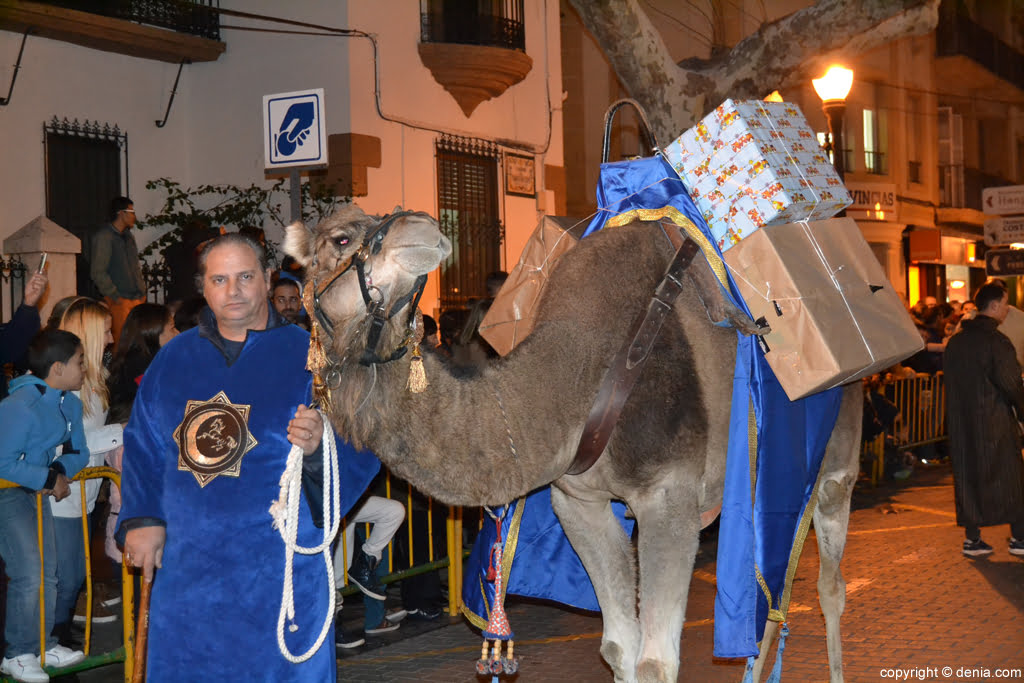 Cabalgata Dénia 2016 – Camello