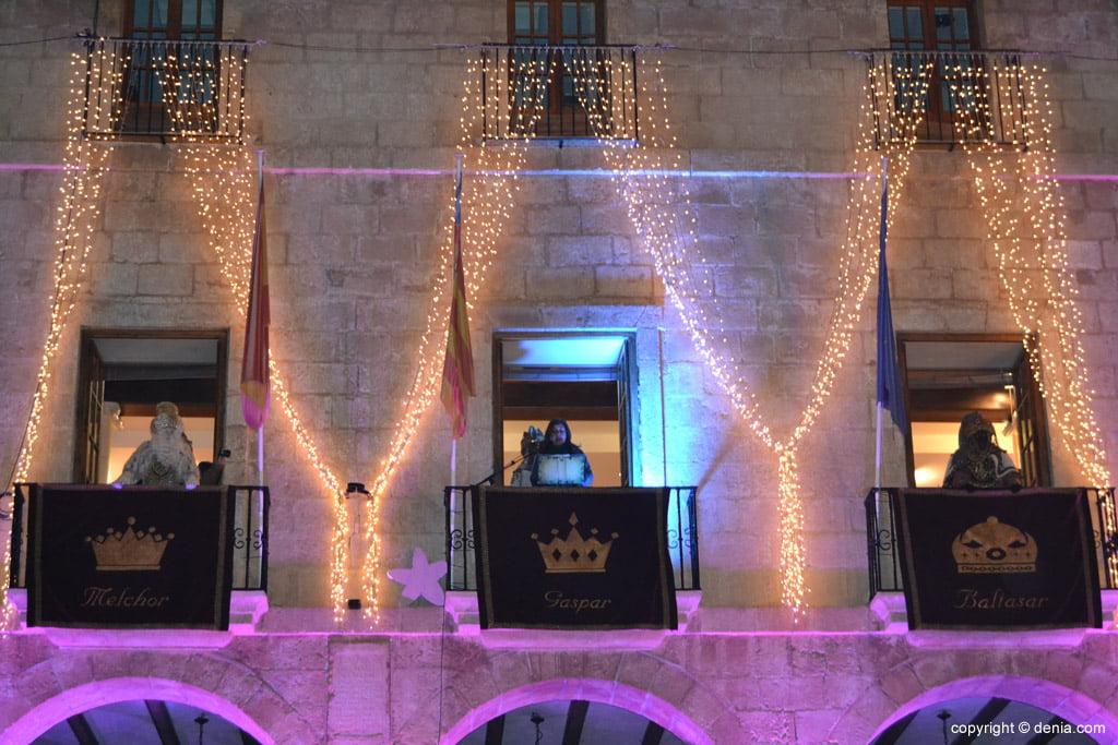 Cabalgata Reyes Magos 2015 – Ana Kringe