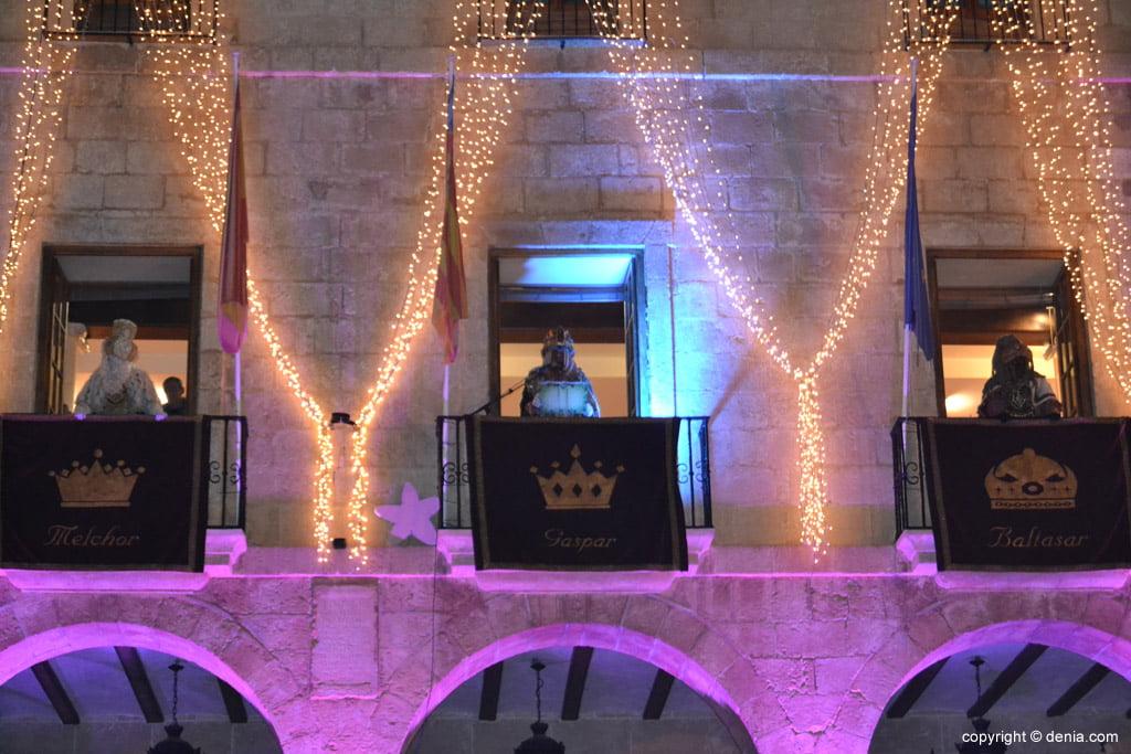 Cabalgata Reyes Magos 2015 – palabras del rey Gaspar