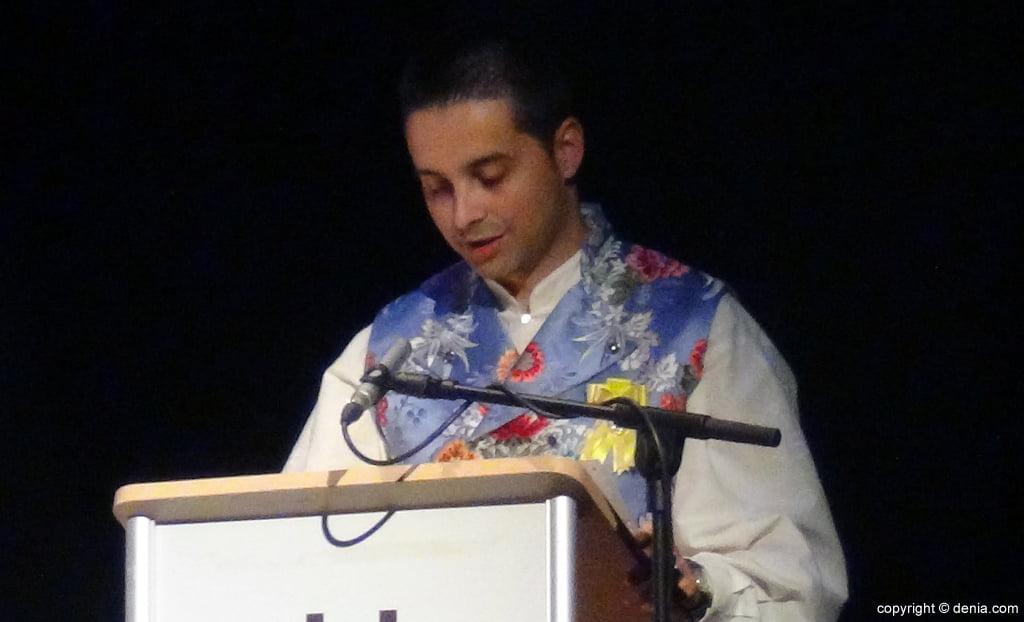 Presentación Oeste 2015 – Rubén Flores