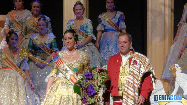 Cargos Baix la Mar 2011 - Anna Sobrecases y Vicent Ivars