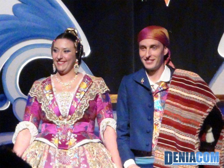 Càrrecs Baix la Mar 2012 - Elia Ballester i Vicent Blanquer