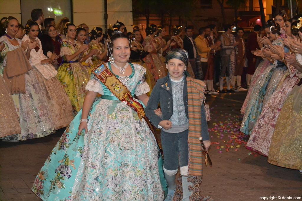 Càrrecs infantils Baix la Mar 2016 - Mar Cabrera i Álex García