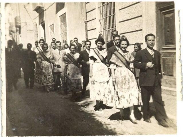 Comisión Les Roques 1948