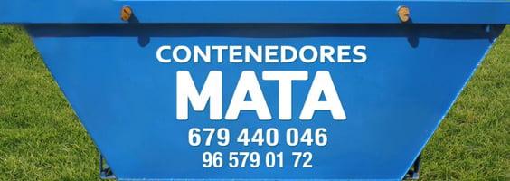 contenidors Mata