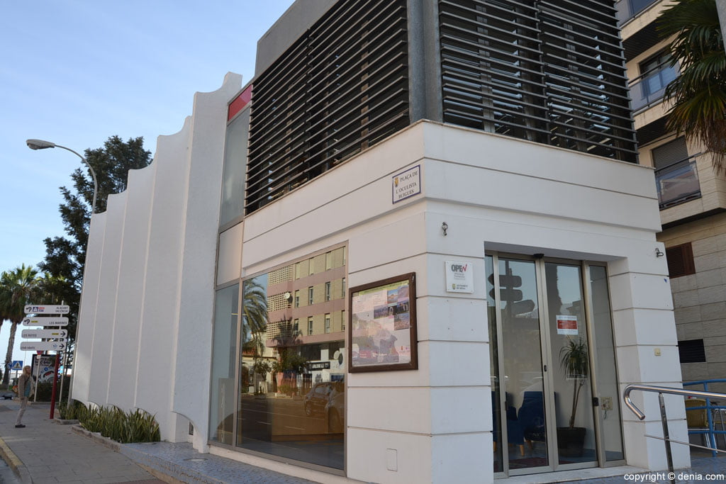 Gebäude Dénia Tourist Office