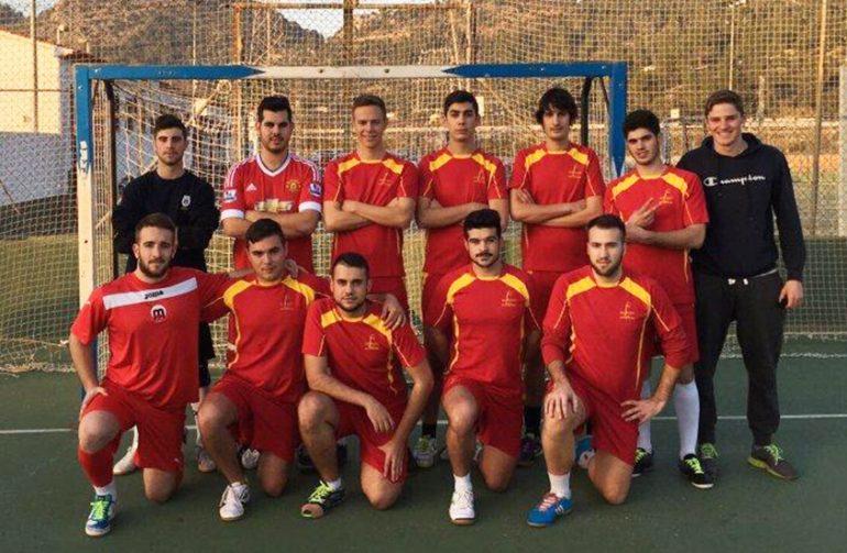 Bar Les Galgues team of Pedreguer