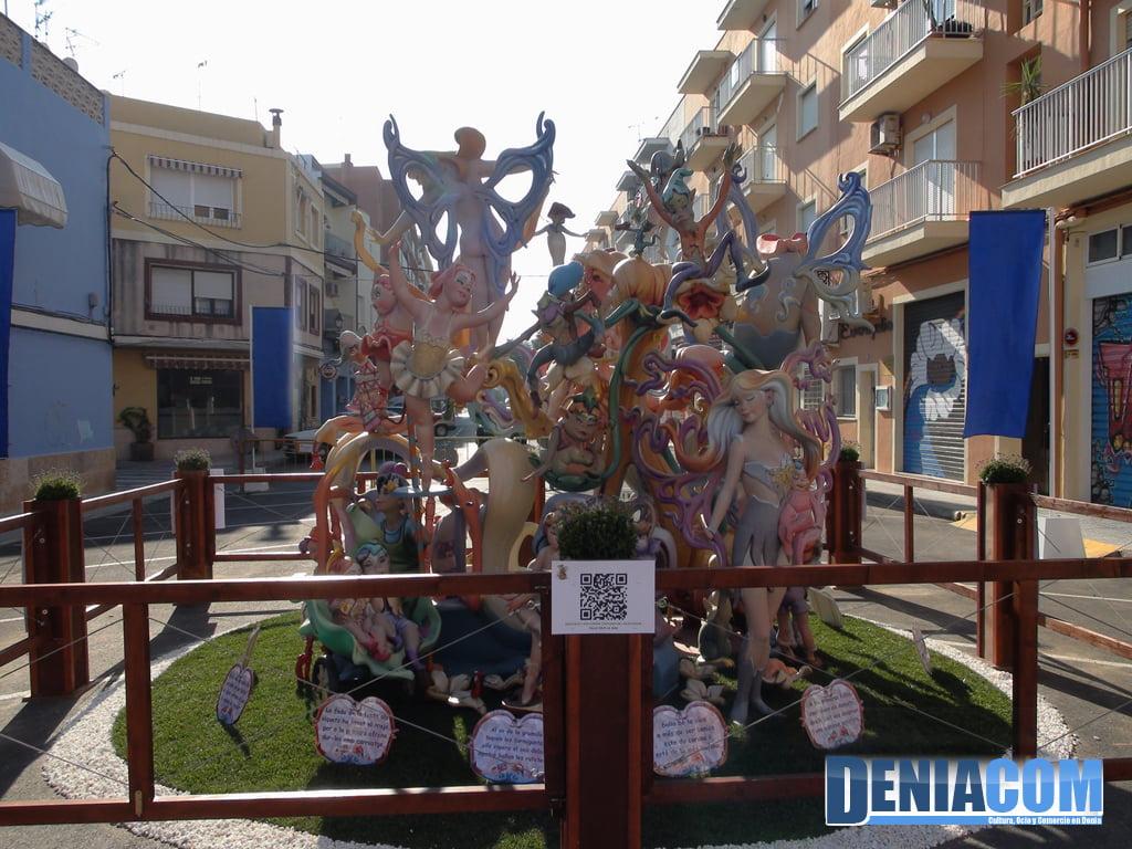Falla Baix la Mar Infantil 2012