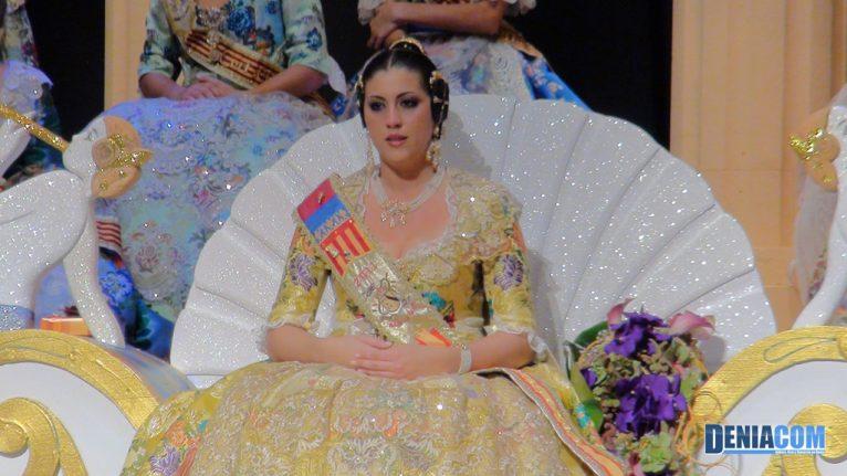 Fallera Major Baix la Mar 2011 - Anna Sobrecases