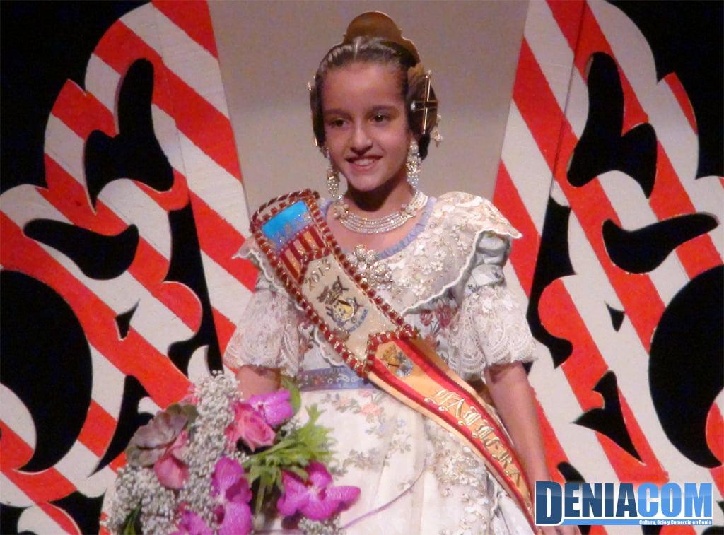 Fallera Major Infantil Baix la Mar 2013 - Teresa Llorens