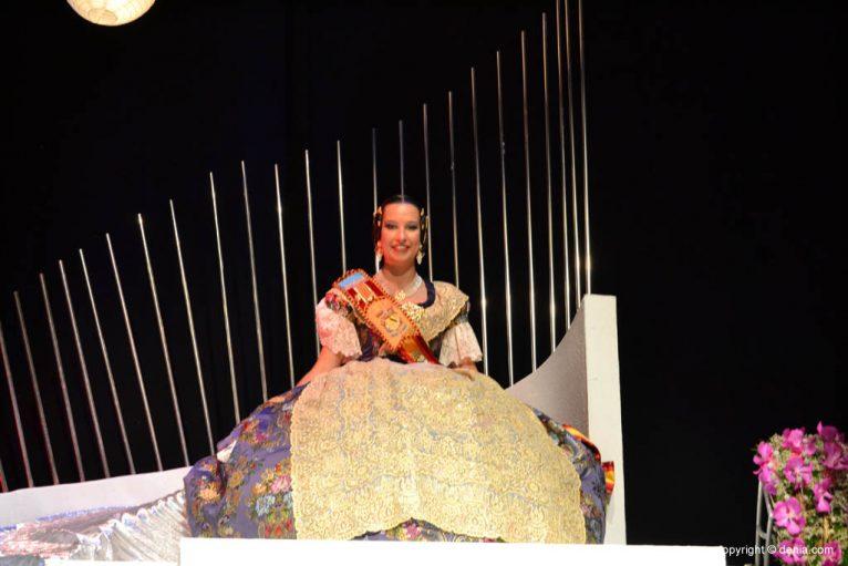 Fallera Mayor de Baix la mar 2015 - laura Oltra