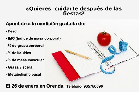 Orenda measurement