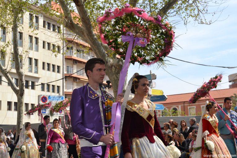 Ofrenda Dénia 2014 - Baix la Mar
