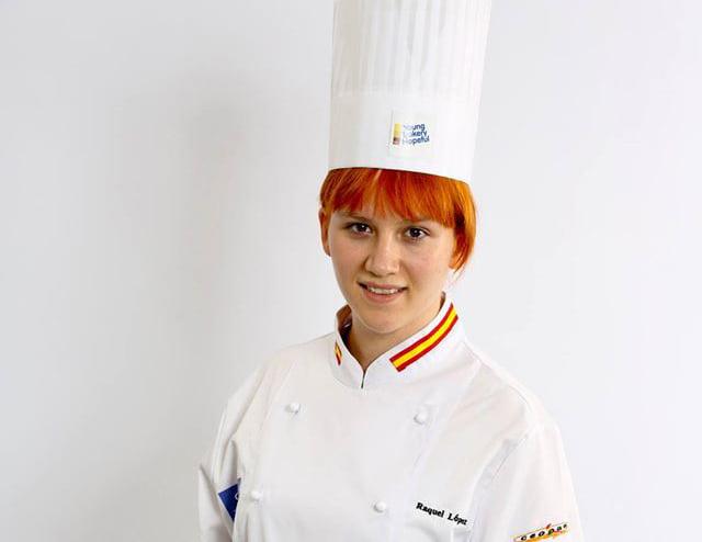 Raquel lópez van Beek - final de la copa del mundo de panadería artesana