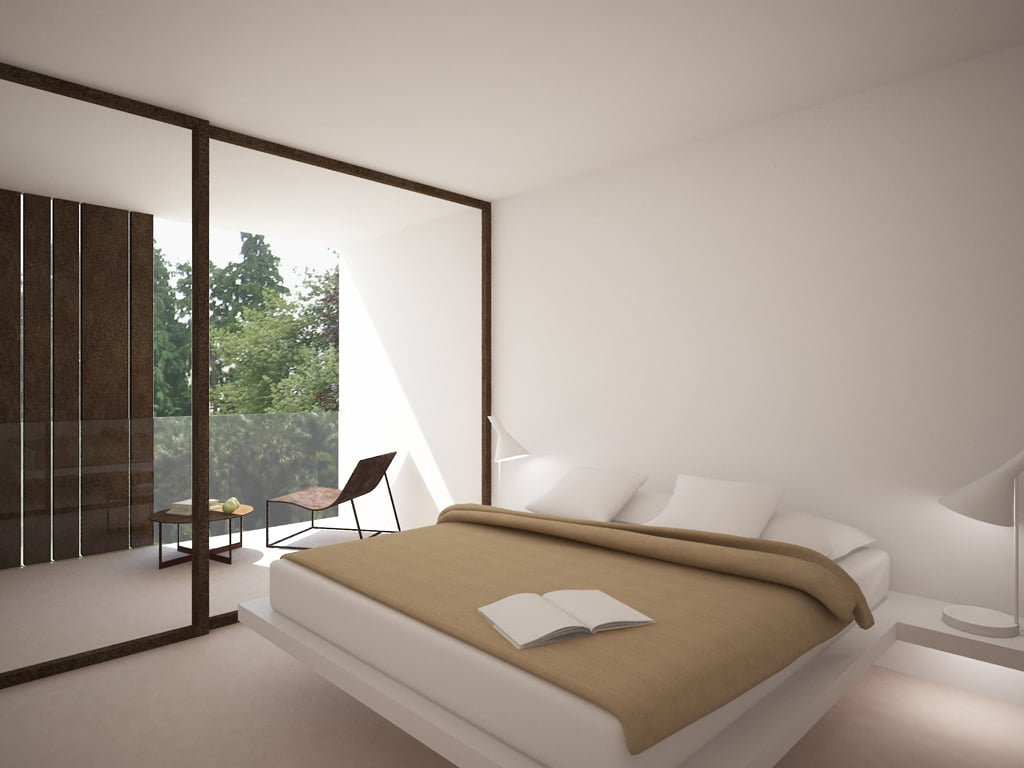 Villas denia ram n esteve dormitorio d - Villa de luxe minorque esteve estudio ...