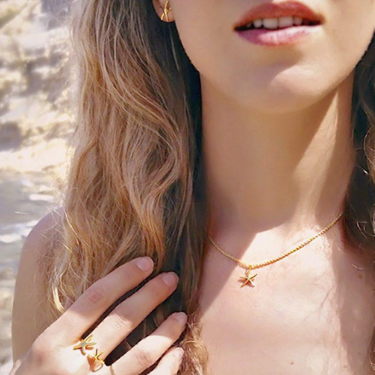 Collar QVILAT estrella