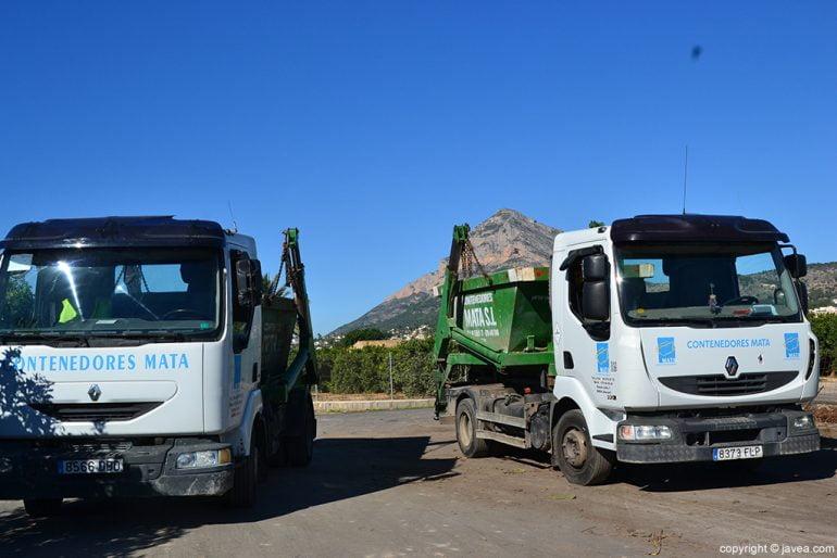 Contenedores Mata camiones