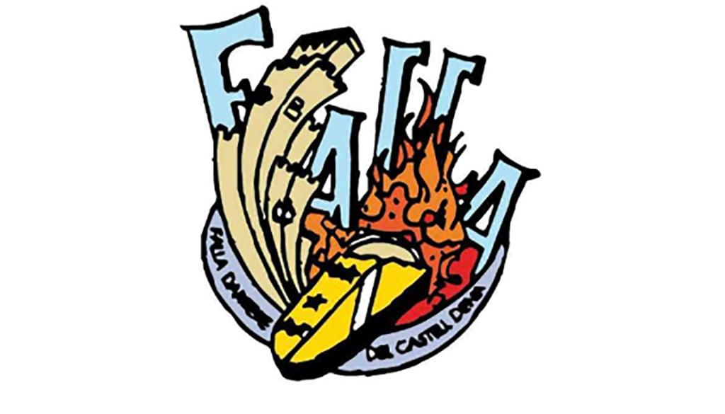 Emblema Falla Darrere de l'Castell
