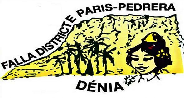Image: Emblem Falla Paris-Pedrera