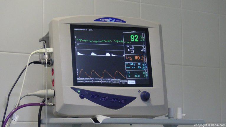 Monitor CYNOS Clinica Veterinaria