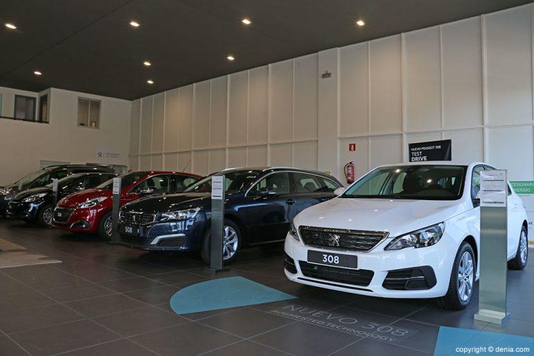 Novedades Peugeot Peumovil