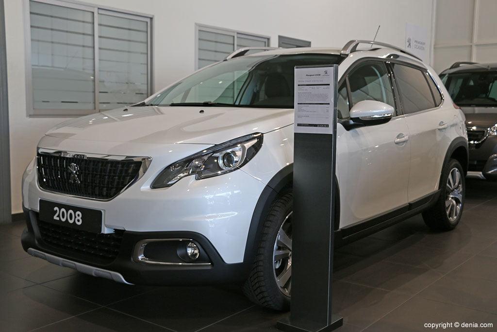 Peugeot 2008 Peumovil