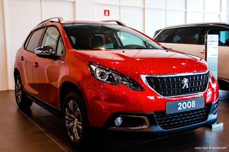 Peugeot 2008 - Peumóvil
