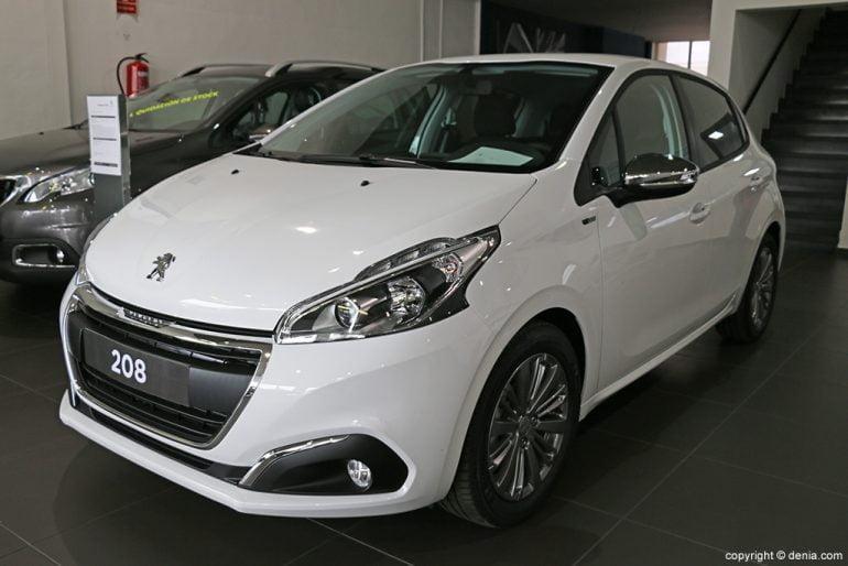 Peugeot 208 Peumovil