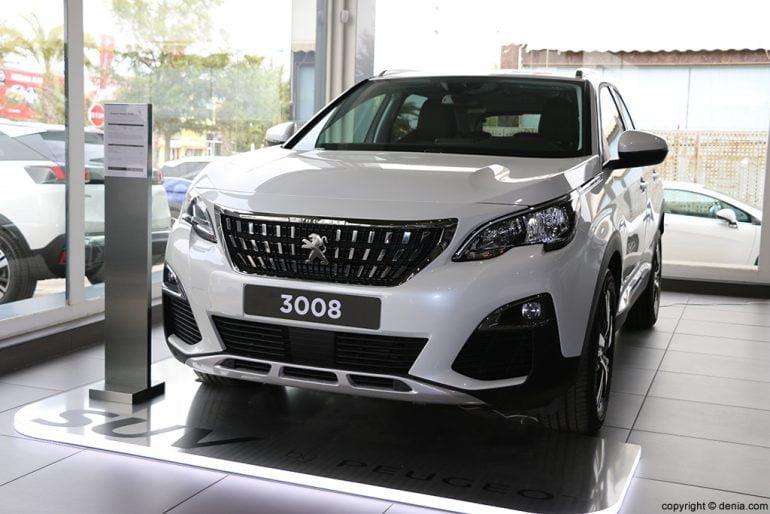 Peugeot 3008 Peumovil